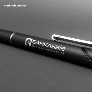 Гравіювання ручок для банку ЛЬВІВ