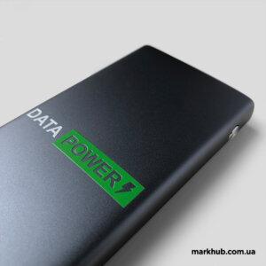 Об'ємне нанесення логотипа на повербанки Xiaomi