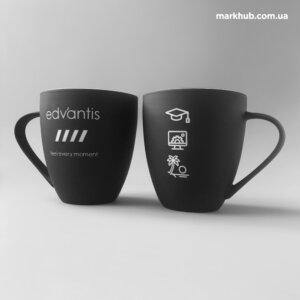 Гравірування на чашках з покриттям