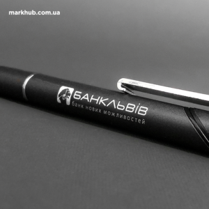 Гравіювання тонких ліній на ручках